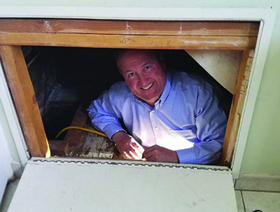 New Jersey Home Inspector Mike Sullivan