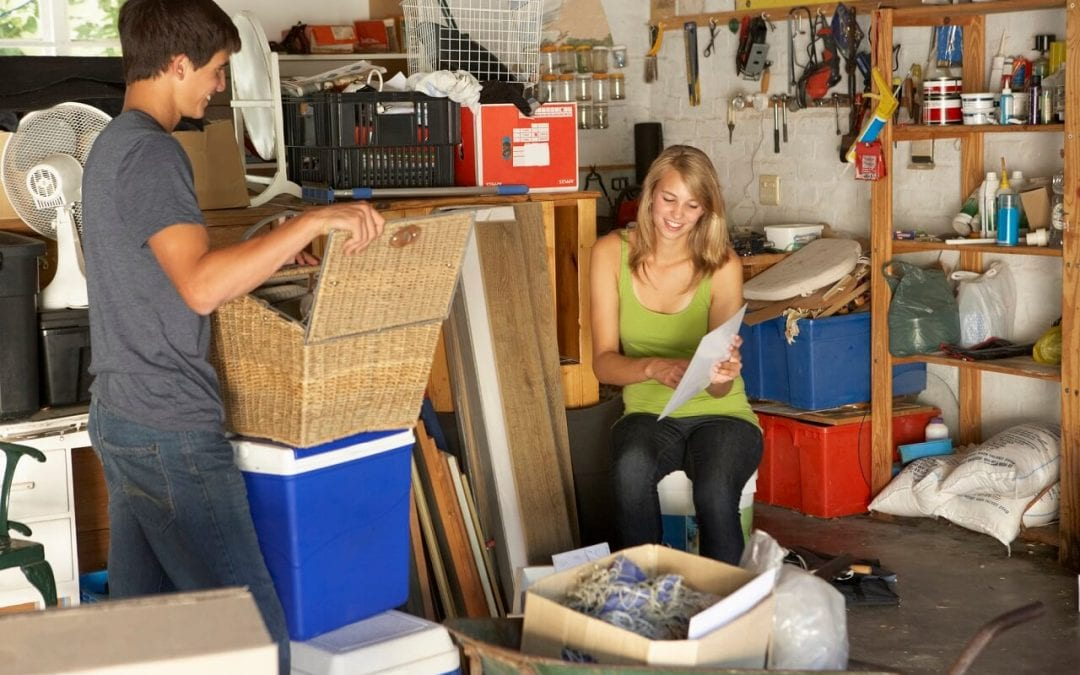 organize your space with garage storage solutions