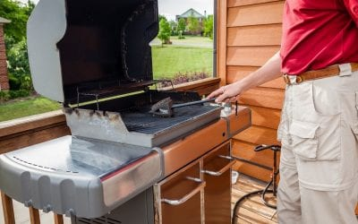 6 Tips for Summertime Grill Safety